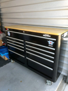 Tool chest/cabinet