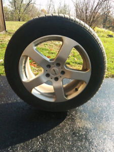 "Winter's coming, get your 18"" rims now."