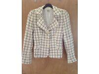 Jacket, blazer, size 8, zara