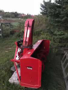 "64"" Puma Snow Blower For Sale!"