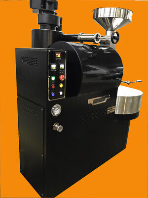 Bc-25 Md Commercial Coffee Roaster Roast Up To 125lb. Per Hour