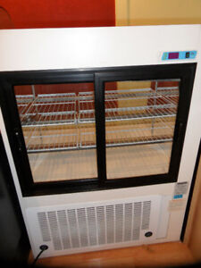Fridge or display case