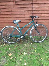 Dawes easy street 21 gear on or off road ladies hand built bike