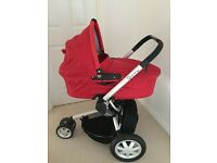 Quinny Buzz Pram & Pushchair/Buggy