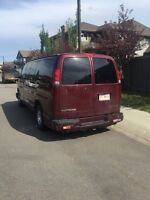 2002 Chevy Express 1500