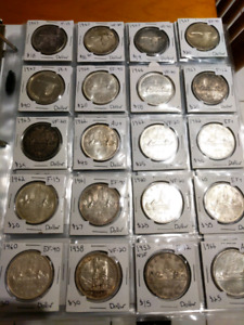 Coin Collection for Sale