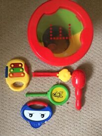 Kids variety toy set *** Mint condition BARGAIN price ***