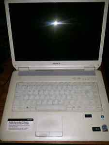 Sony Vaio with windows 7 upgrade