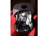Category 0 Car Seat