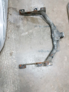 Class 3 hitch for a 1990 to 1999 chev pickup