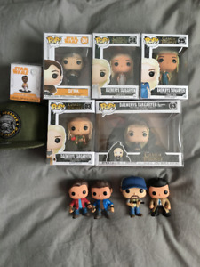 SELL/TRADE - Funko Pop Vinyl Lot Deal - 11 pieces + PSH for $65