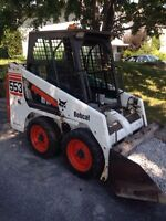 Bobcat 553 only 1440 hours