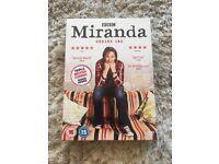 Miranda DVD box set