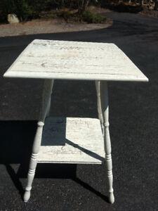 Antique decorative table