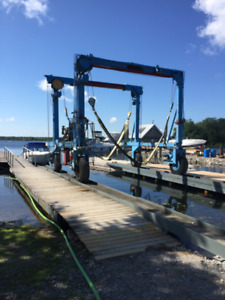 15 Ton Travel Lift For Sale