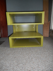 Green TV Stand