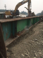 Bridge Steel Beams for Sale