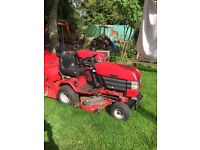 Westwood S1600 ride on mower