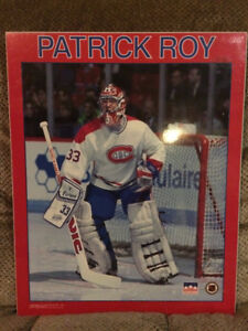 Montreal Canadians Patrick Roy