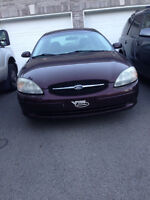 2000 Ford Taurus SE Berline