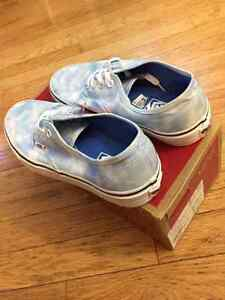 Bnew in box vans shoes Cambridge Kitchener Area image 4