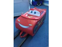 Lightning McQueen suite case