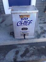 Big chief smoker