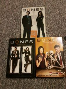 Seasons 1-3 of BONES