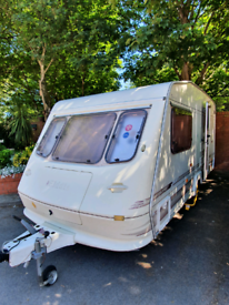 Elddis 470 caravan