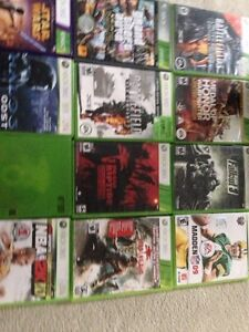 Xbox games  for sale must go  Strathcona County Edmonton Area image 3