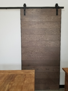 PREMIUM BARN DOORS – HARDWARE INCLUDED – EXCELLENT PRICING