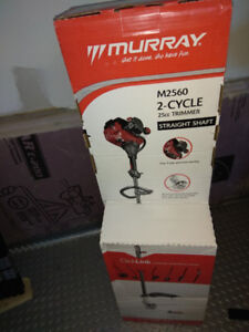 """Murray 21"""" gas mower - new, in the box (never used)"""