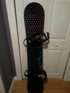 Salomon Mad Hatter Board Package