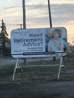 Worried about retirement? I can help ( no product sales)