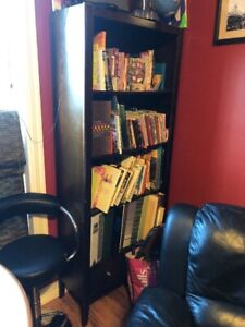 Book case and matching table