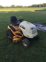 For Sale 2008 Cub Cadet
