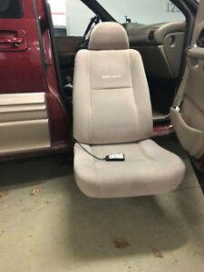 Turny Seat for disabled, passenger seat priced for quick sale!