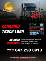 Tractor/Trailer/Heavy Equipment Loans