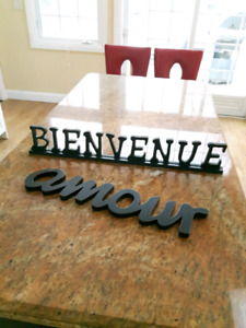 Wall Decor/Accent - Set of 2