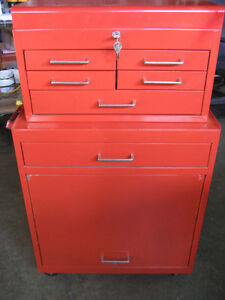 "22"" Drawer Tool Chest and Cabinet on wheels"