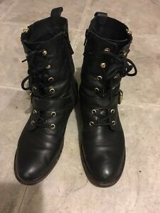 Boots heels sandals for sale size 6