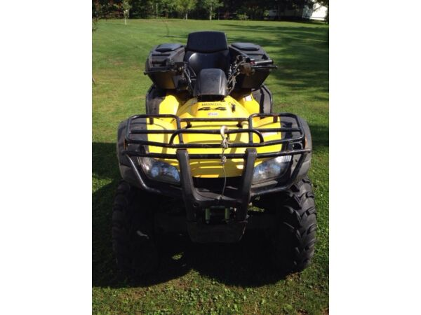 Used 2004 Honda 350 Fourtrax