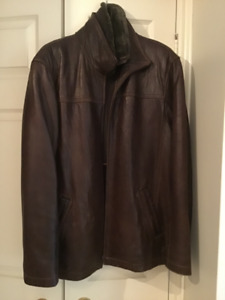 Danier Leather men's jacket like new