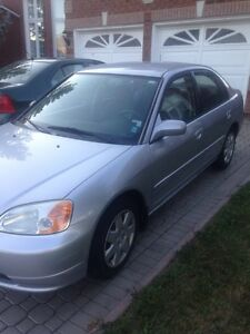 $1500 AS IS need gone today Honda civic