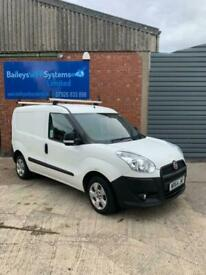 2014 Fiat Doblo 1.3 Multijet 16V Van Start Stop PANEL VAN Diesel Manual