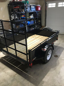 Nice Little 5x8 Utility Trailer For Rent - $65/day