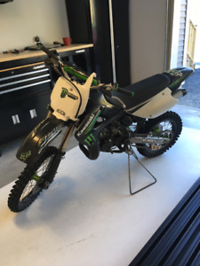 2009 Kx 85 dirtbike