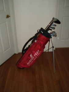 RH Golf Set w/ PING Lightweight Golf Bag , Junior Golf Set