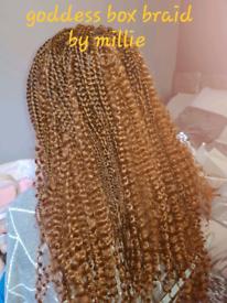 Afro&European mobile hairdresser