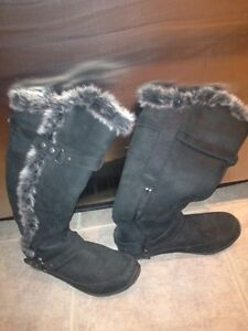 North Face Insulated Winter Boots